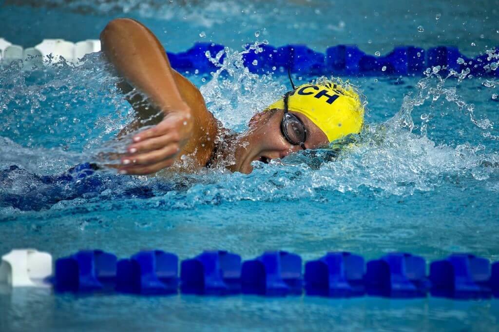 Online Krauschwimmen lernen